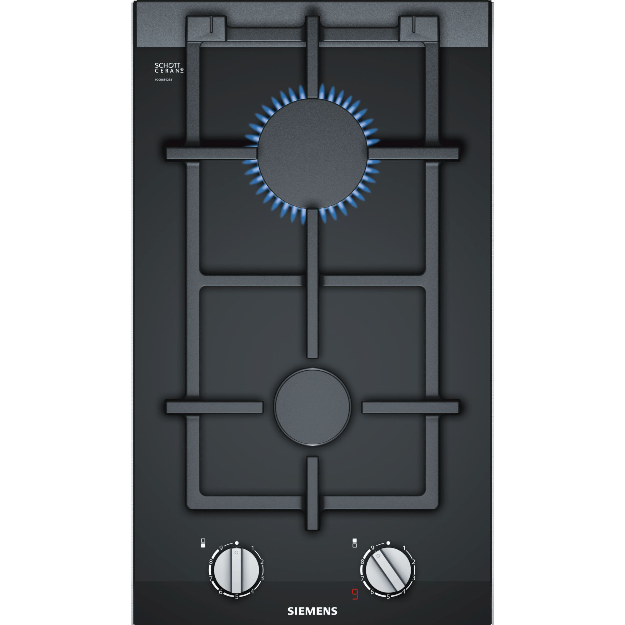 Siemens Er3a6bd70 Built In Domino Gas Hob Cmc Electric Buy