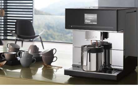 Chức năng pha cà phê và trà