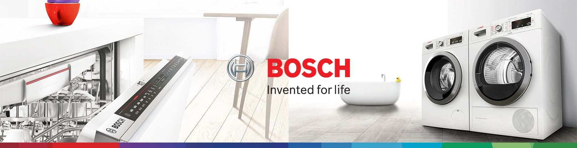Bosch brand slider