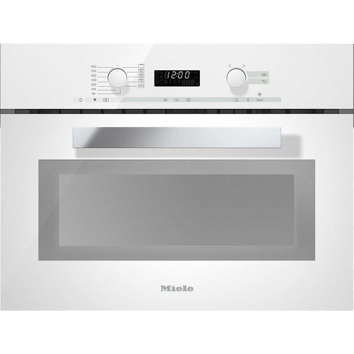 Miele M 6262 Tc D Brws Built In Microwave Oven