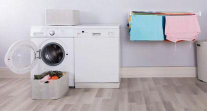Πλυντήριο ρούχων & στεγνωτήρια