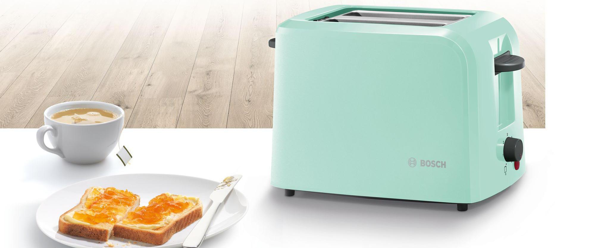 Electric Toasters